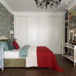 Спальня в стиле кантри и прованс