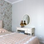 Дизайн спальни прованс в квартире. Фото проекта