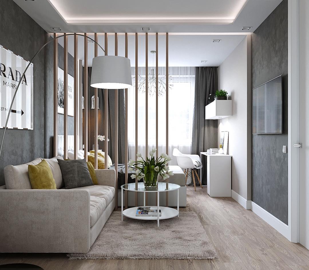 Дизайн квартиры 40 кв. метров