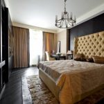 спальня Арт-деко