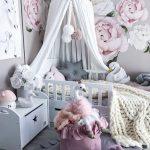 балдахин над кроватью Кольцевидной формы