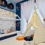 Детские кровати с балдахином