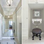 Дизайн квартиры-студии 40 метров в нео-классическом стиле. Фото проекта