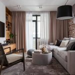 Рекомендации по дизайну квартиры 40 кв. м.
