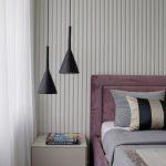 Дизайн современной спальни 12 квадратов
