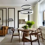 Дизайн гостиной 20 кв. метров в стиле «Современная классика»