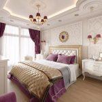 Фиолетовые и лиловые шторы