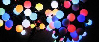 Как украсить комнату гирляндой на Новый Год