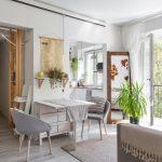 Современная гостиная в скандинавском стиле ФОТО УЛЬЯНА ГРИШИНА