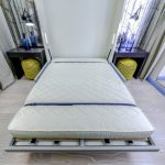 Интерьер совмещения спальни и гостиной в одной комнате 16 кв.м