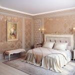 Какую подобрать мебель для классической спальни