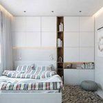 Минимализм спальня современная