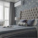 Спальня 12 кв. м. в классическом стиле