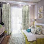 Преимущества объединения спальни и балкона
