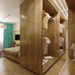 Спальня и гостиная в одной комнате 18 кв. м